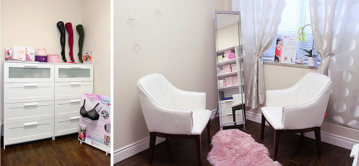 Soft Touch Mastectomy Room